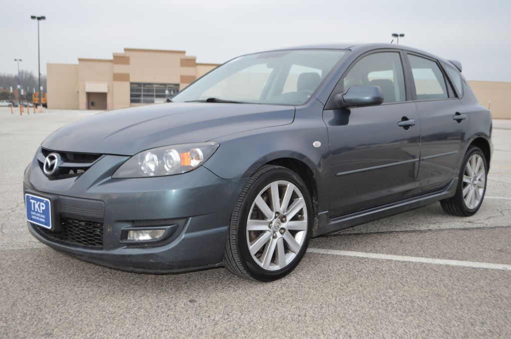 2009 MAZDA SPEED 3 for sale in Eastlake, Ohio