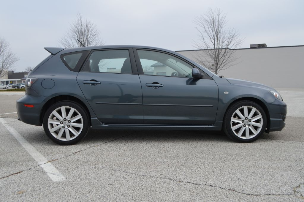 2009 MAZDA SPEED 3 for sale at TKP Auto Sales