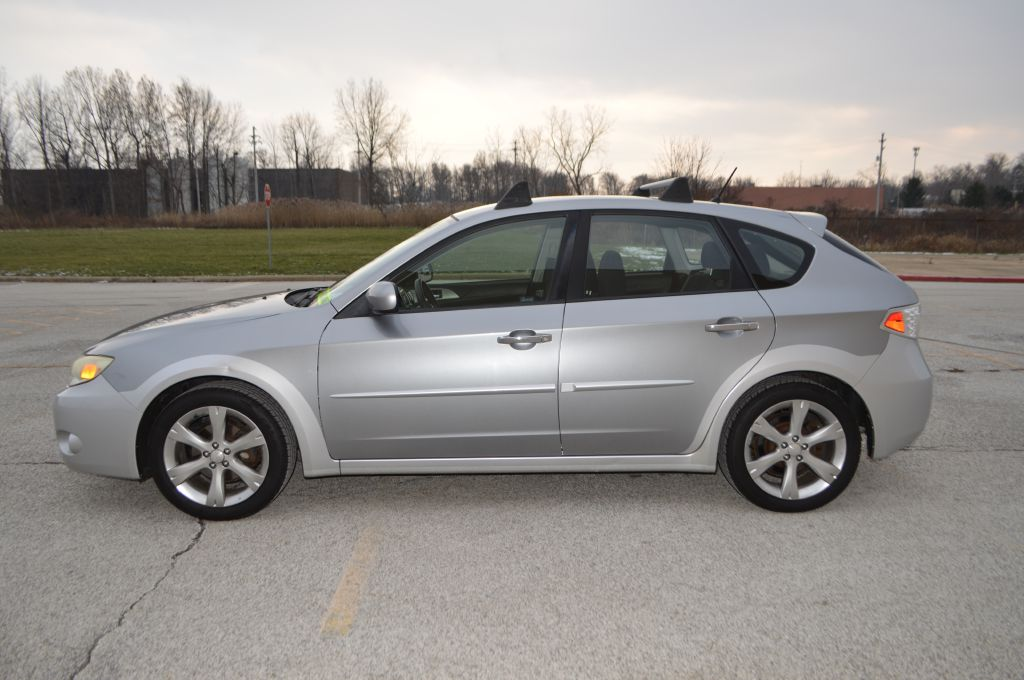2009 SUBARU IMPREZA OUTBACK SPORT for sale at TKP Auto Sales