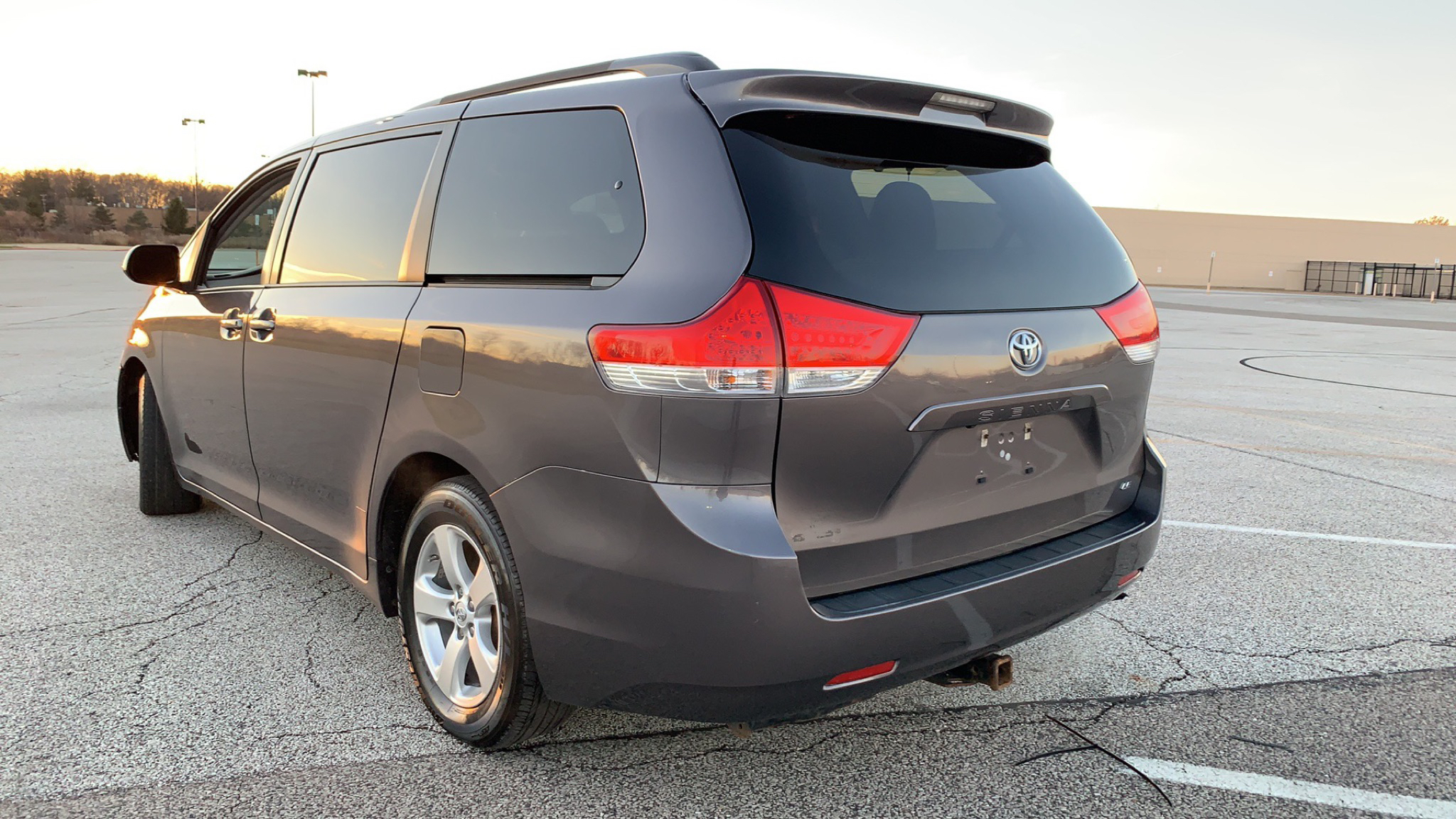 2014 TOYOTA SIENNA LE for sale at TKP Auto Sales