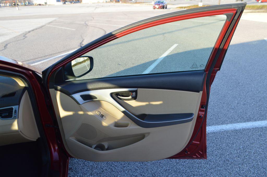 2013 HYUNDAI ELANTRA LIMITED for sale at TKP Auto Sales