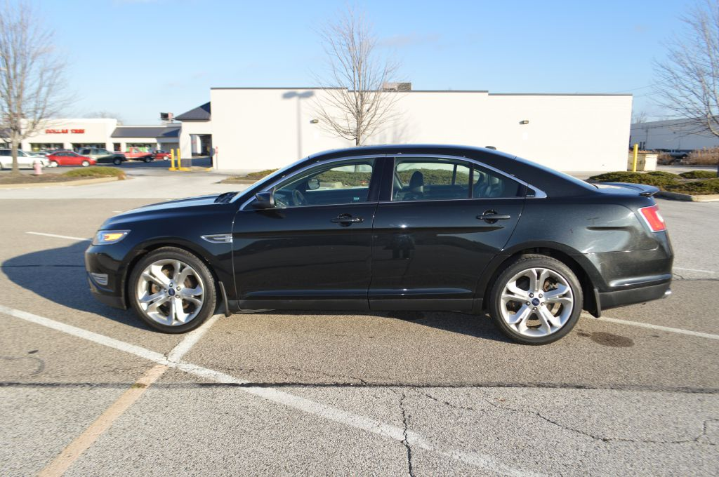 2012 FORD TAURUS SHO for sale at TKP Auto Sales
