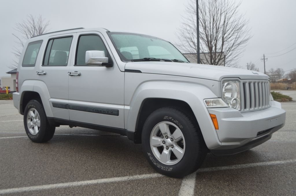 2010 JEEP LIBERTY SPORT for sale at TKP Auto Sales