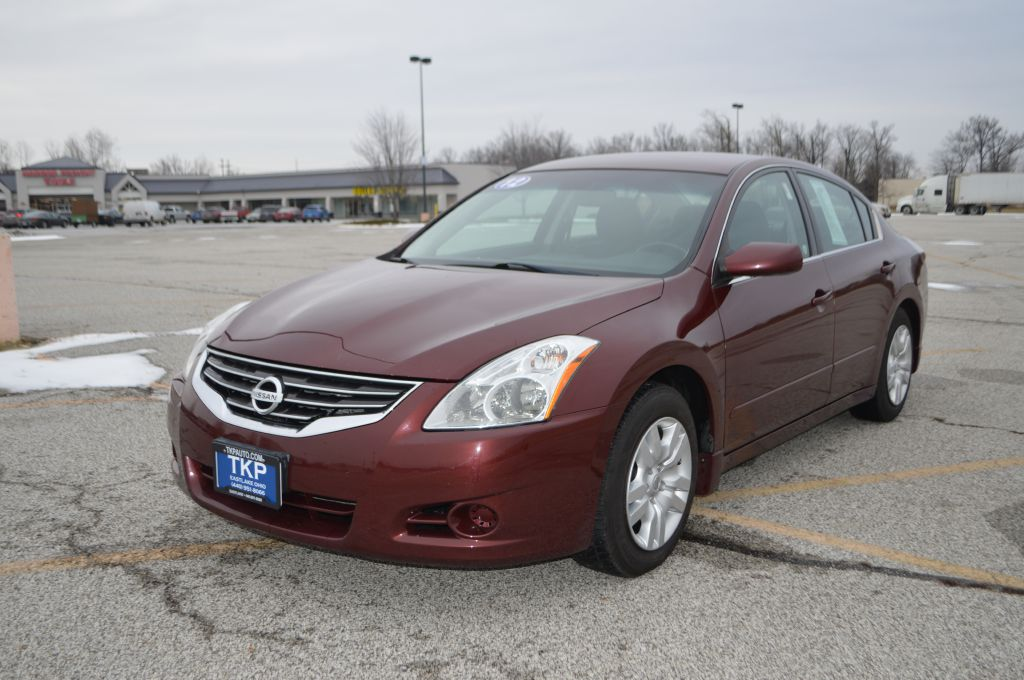 2012 NISSAN ALTIMA for sale at TKP Auto Sales