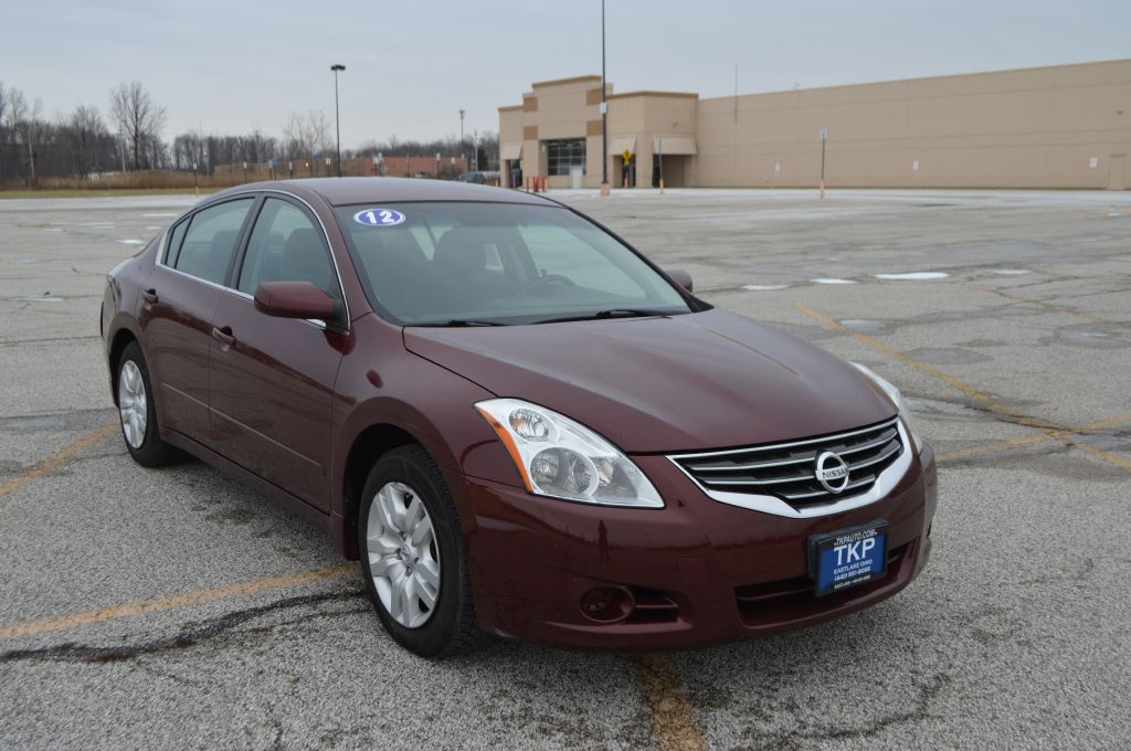 2012 NISSAN ALTIMA BASE for sale at TKP Auto Sales