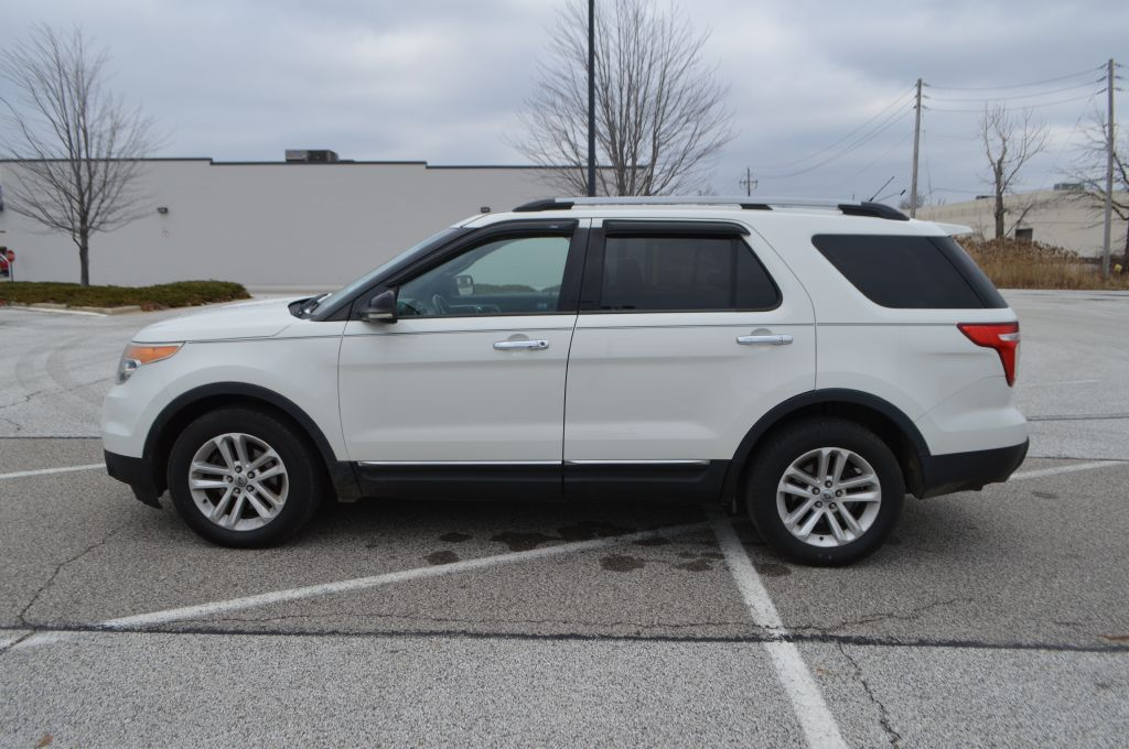 2011 FORD EXPLORER XLT for sale at TKP Auto Sales