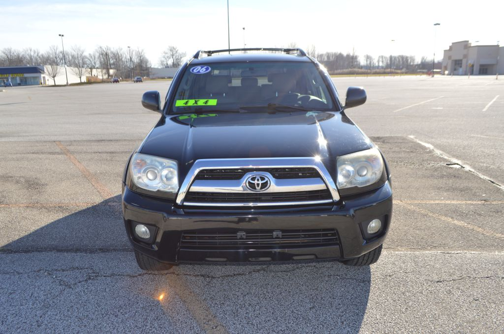 2006 TOYOTA 4RUNNER SR5 for sale at TKP Auto Sales