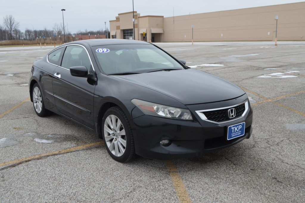 2009 HONDA ACCORD EXL for sale at TKP Auto Sales