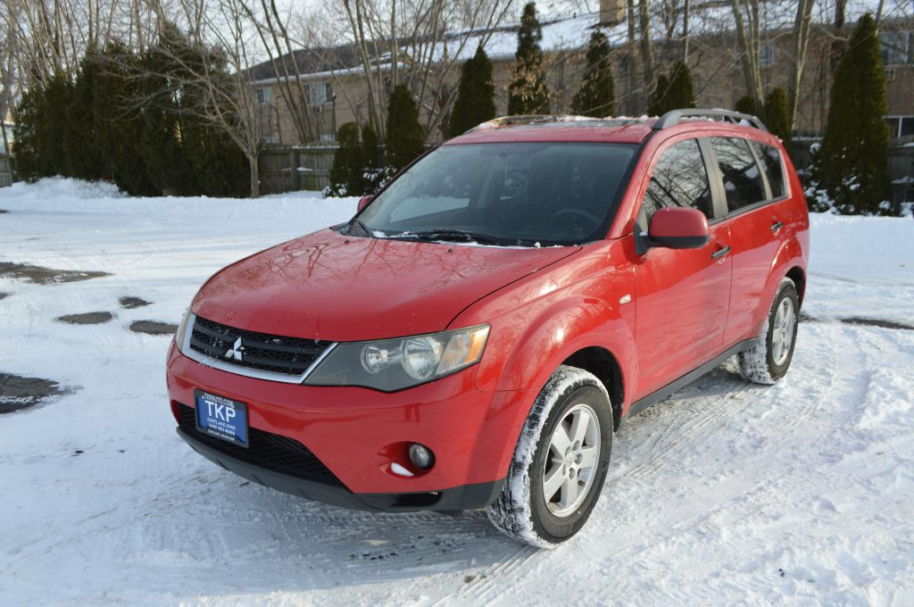 2007 MITSUBISHI OUTLANDER for sale at TKP Auto Sales