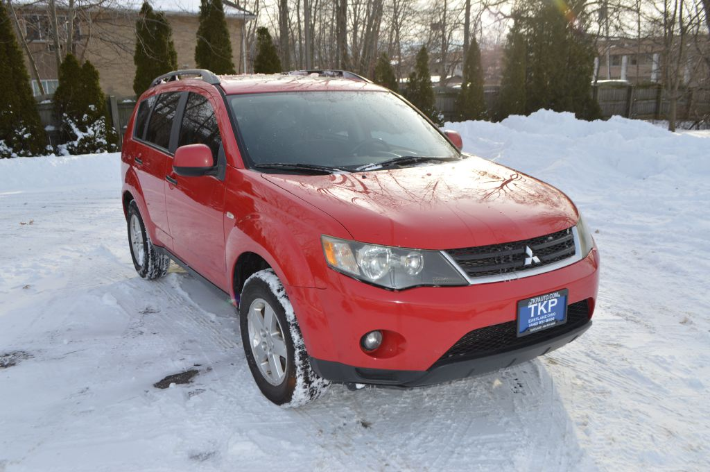 2007 MITSUBISHI OUTLANDER LS for sale at TKP Auto Sales