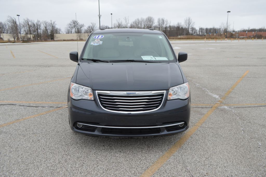 2013 CHRYSLER TOWN & COUNTRY TOURING for sale at TKP Auto Sales