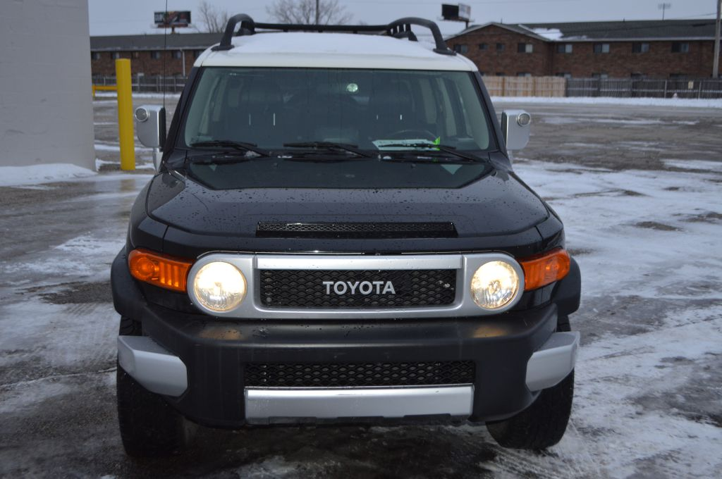 2007 TOYOTA FJ CRUISER  for sale at TKP Auto Sales