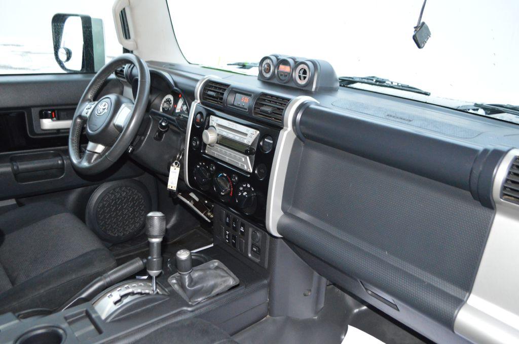 2007 TOYOTA FJ CRUISER  for sale at TKP Auto Sales