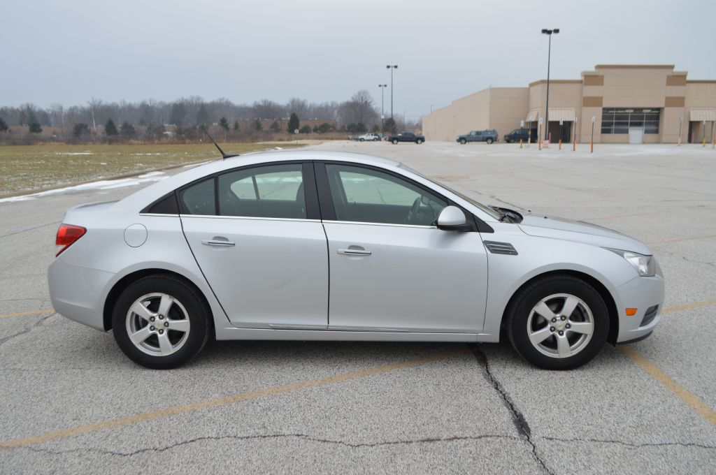 2011 CHEVROLET CRUZE LT for sale at TKP Auto Sales