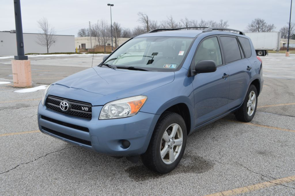 2008 TOYOTA RAV4 for sale at TKP Auto Sales