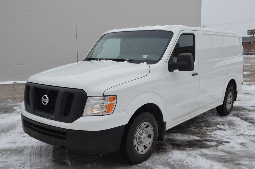 2014 NISSAN NV for sale at TKP Auto Sales
