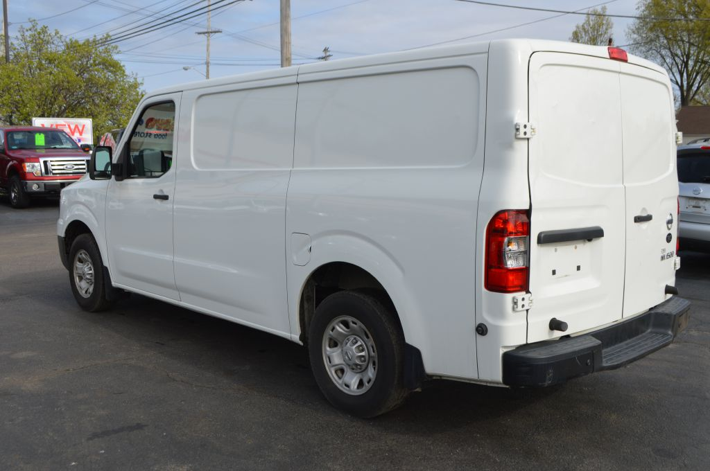 2014 NISSAN NV 1500 for sale at TKP Auto Sales