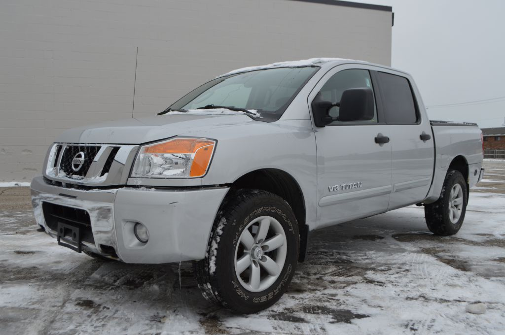 2010 NISSAN TITAN for sale at TKP Auto Sales