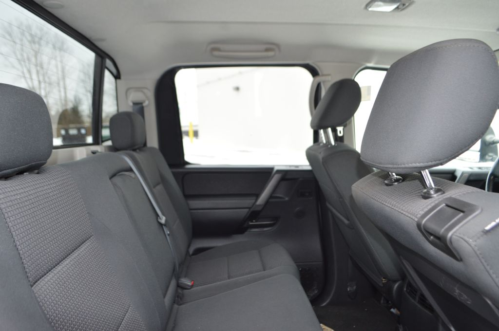 2010 NISSAN TITAN XE for sale at TKP Auto Sales