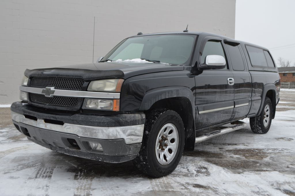 2005 CHEVROLET SILVERADO 1500 for sale at TKP Auto Sales
