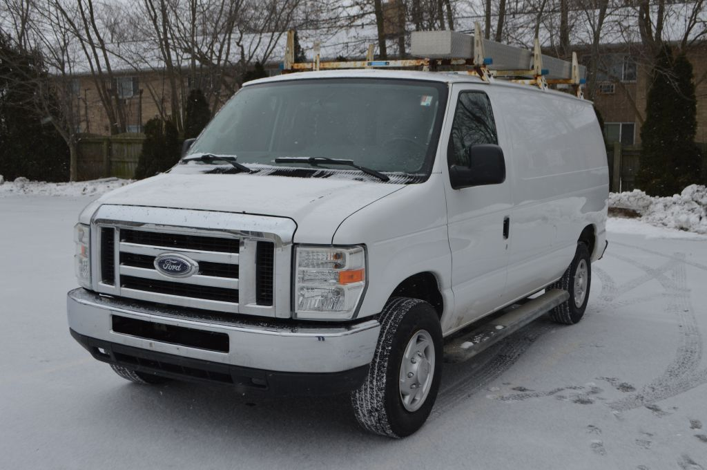 2010 FORD ECONOLINE for sale at TKP Auto Sales