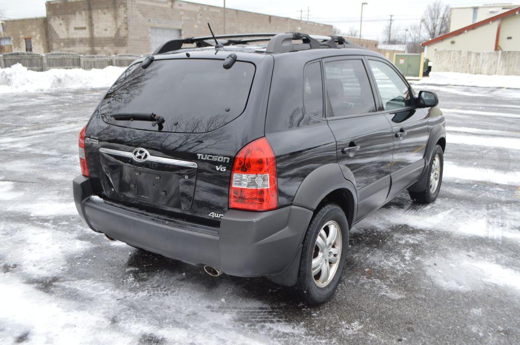 Tkp Auto Sales >> 2008 HYUNDAI TUCSON SE for sale at TKP Auto Sales | Eastlake, Ohio