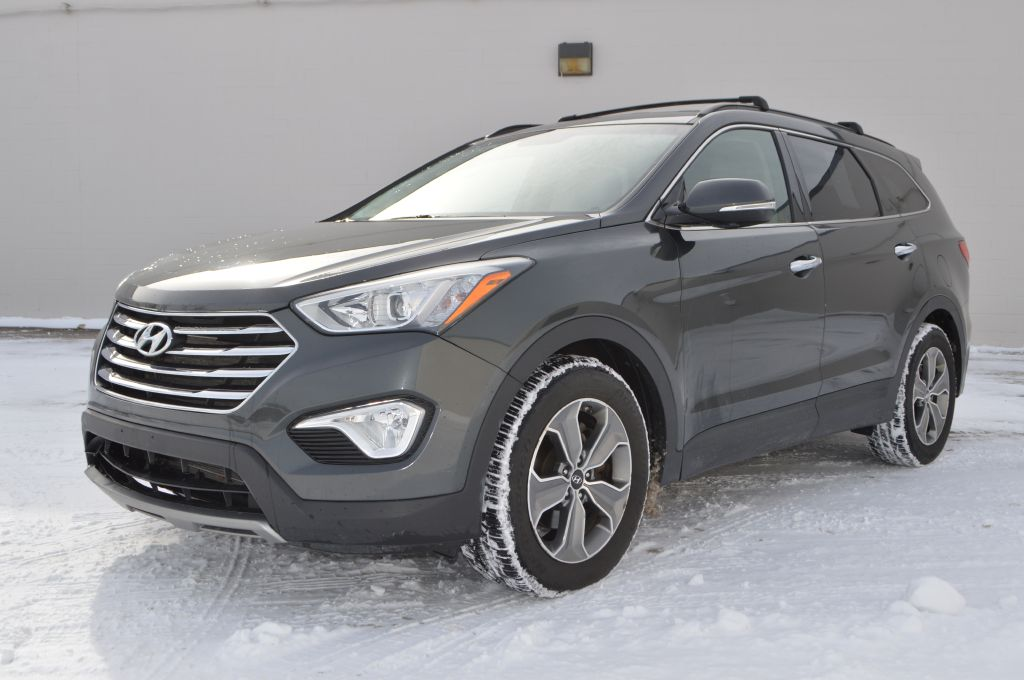 2013 HYUNDAI SANTA FE for sale at TKP Auto Sales