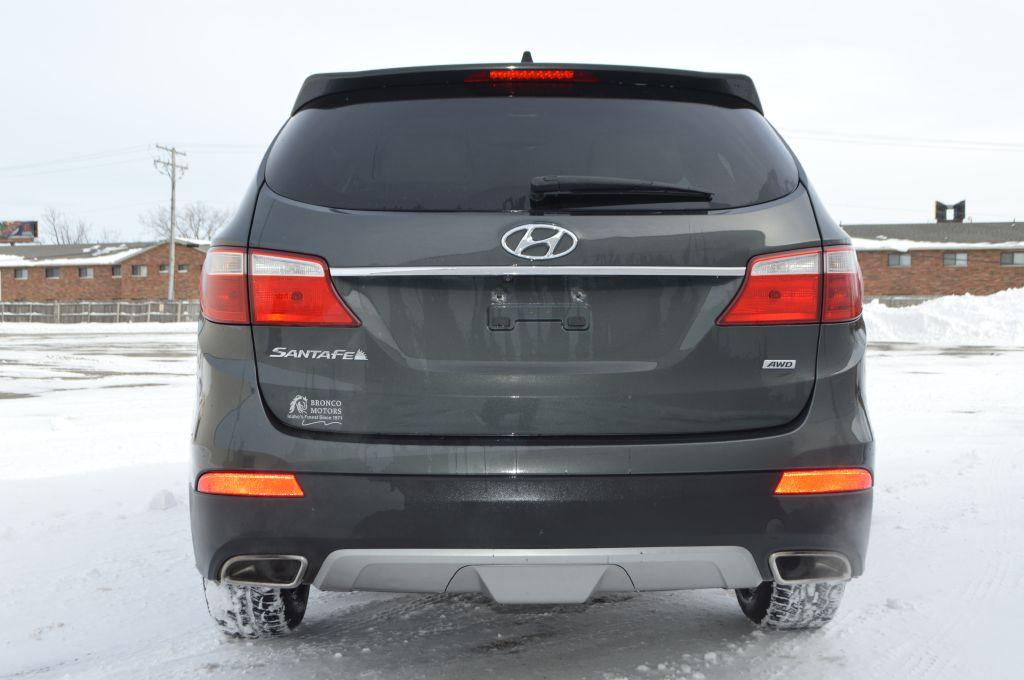 2013 HYUNDAI SANTA FE GLS for sale at TKP Auto Sales