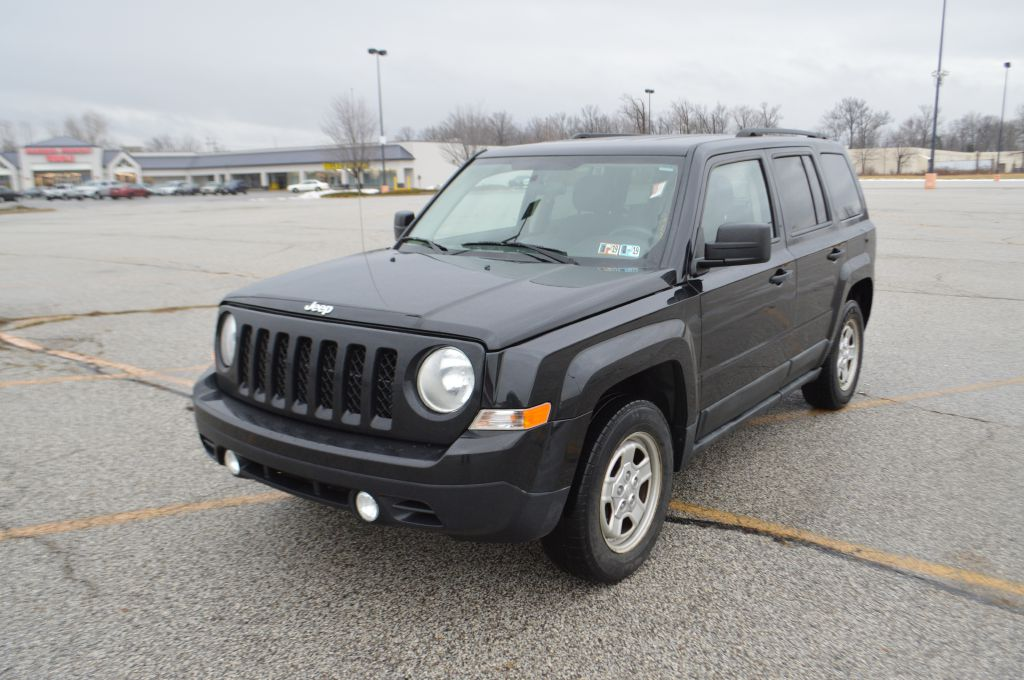 2011 JEEP PATRIOT SPORT for sale in Eastlake, Ohio