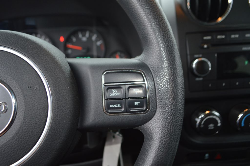 2011 JEEP PATRIOT SPORT for sale at TKP Auto Sales