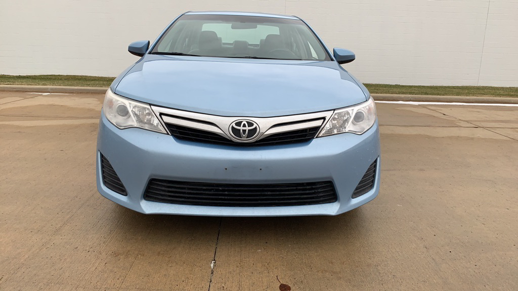 2012 TOYOTA CAMRY BASE for sale at TKP Auto Sales