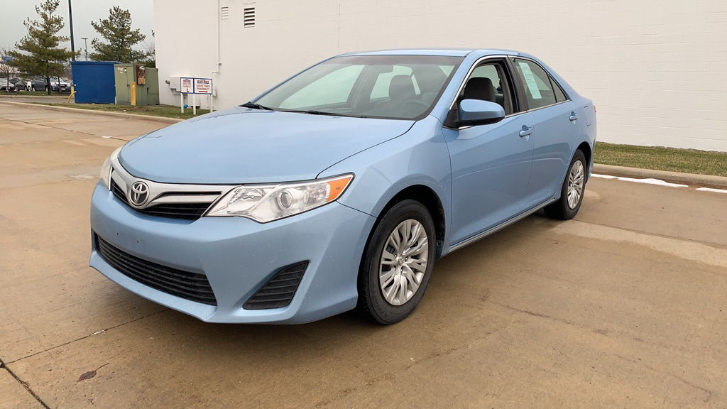 2012 TOYOTA CAMRY for sale at TKP Auto Sales