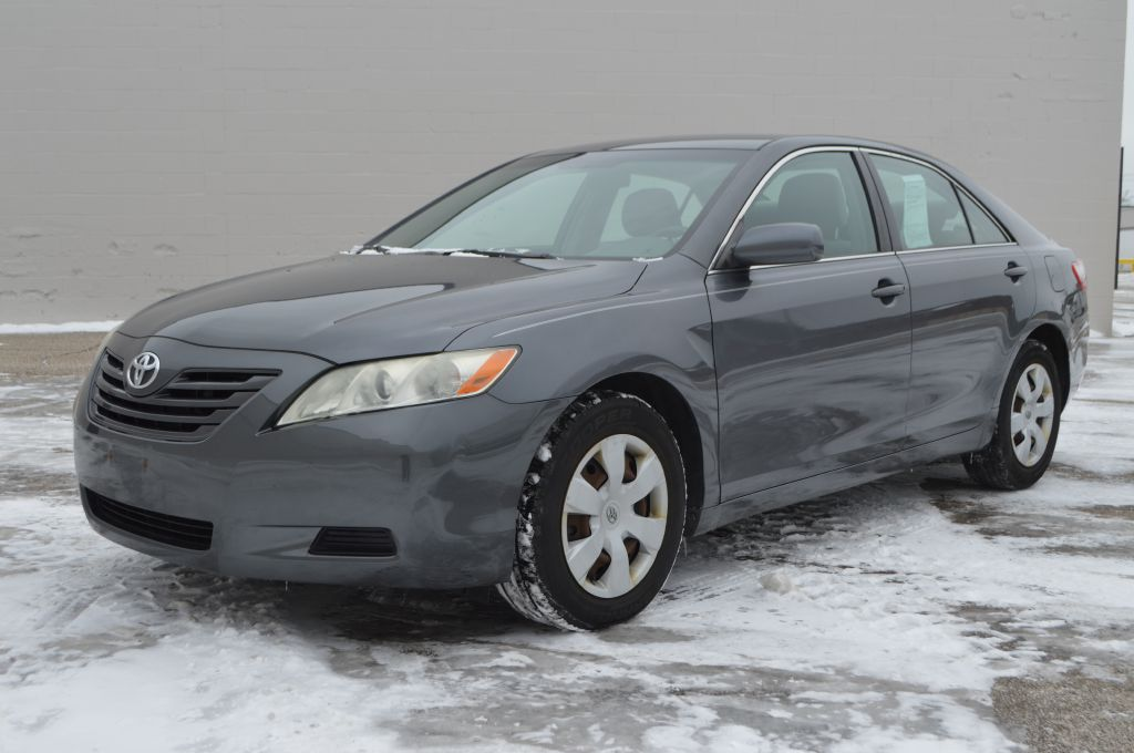 2009 TOYOTA CAMRY for sale at TKP Auto Sales