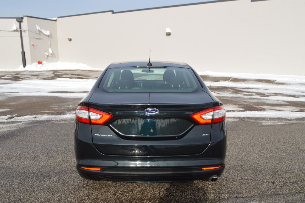 2014 FORD FUSION SE for sale at TKP Auto Sales