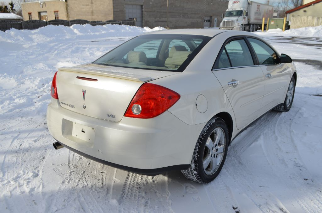 2008 PONTIAC G6 BASE for sale at TKP Auto Sales