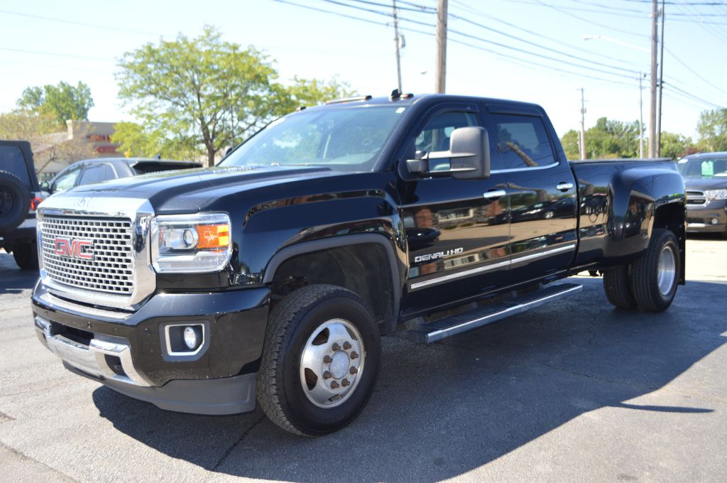 2015 GMC SIERRA 3500 DENALI for sale in Eastlake, Ohio