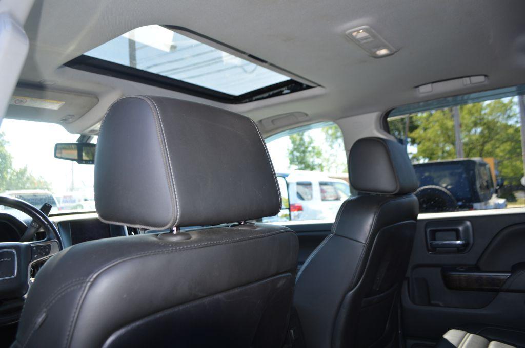 2015 GMC SIERRA 3500 DENALI for sale at TKP Auto Sales