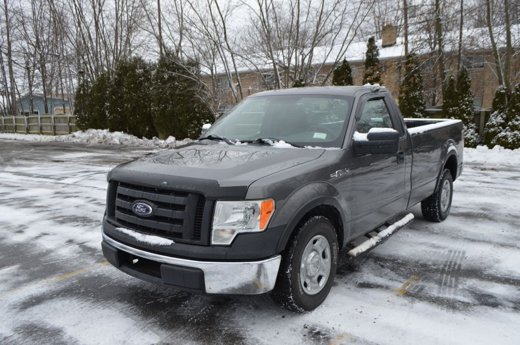 2009 FORD F150  for sale in Eastlake, Ohio