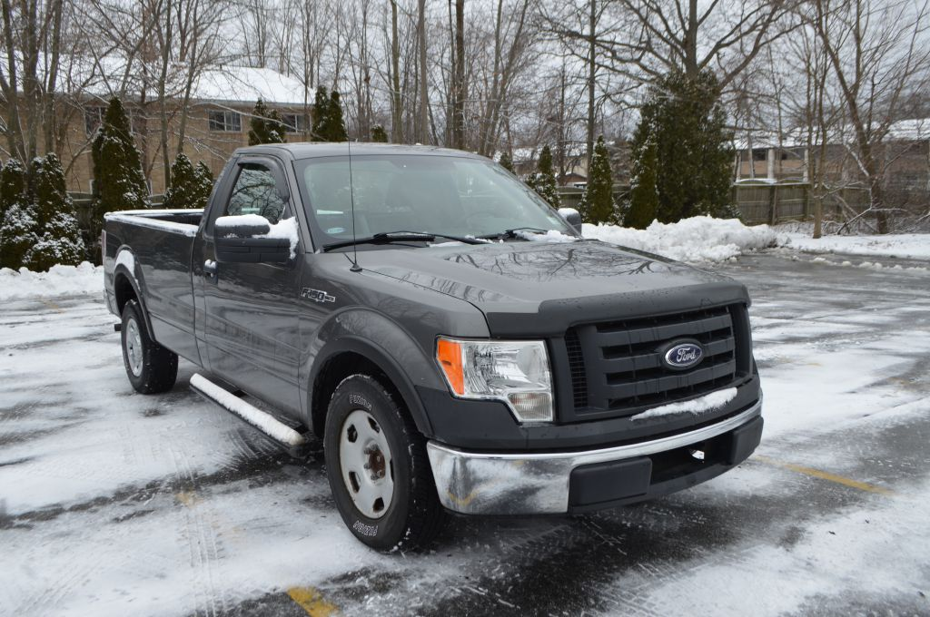 2009 FORD F150  for sale at TKP Auto Sales