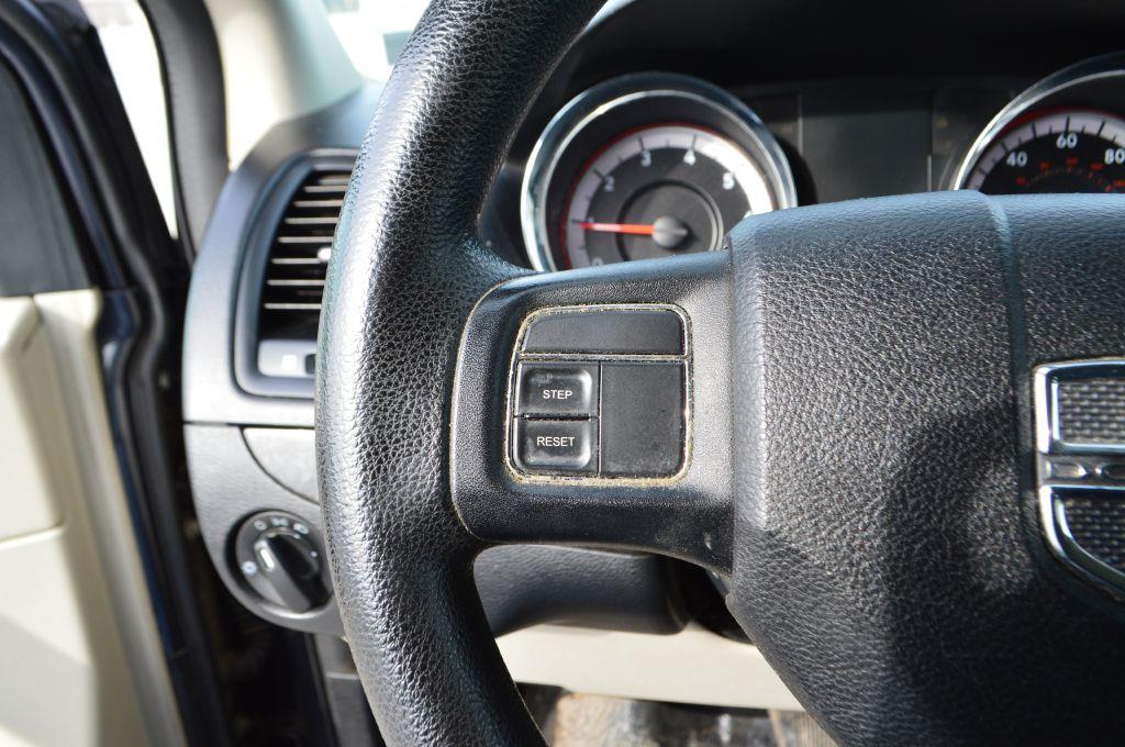 2013 DODGE GRAND CARAVAN SXT for sale at TKP Auto Sales