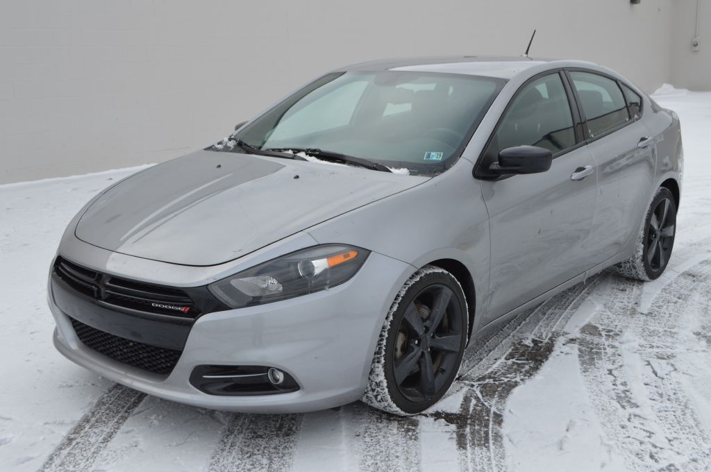 2014 DODGE DART for sale at TKP Auto Sales
