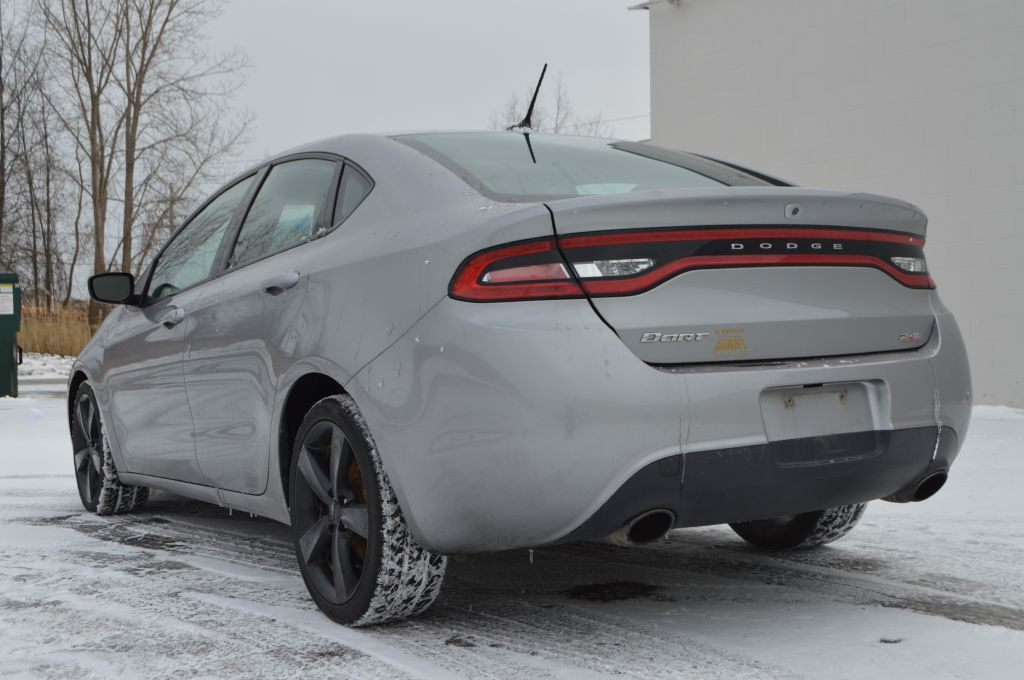 2014 DODGE DART SXT for sale at TKP Auto Sales