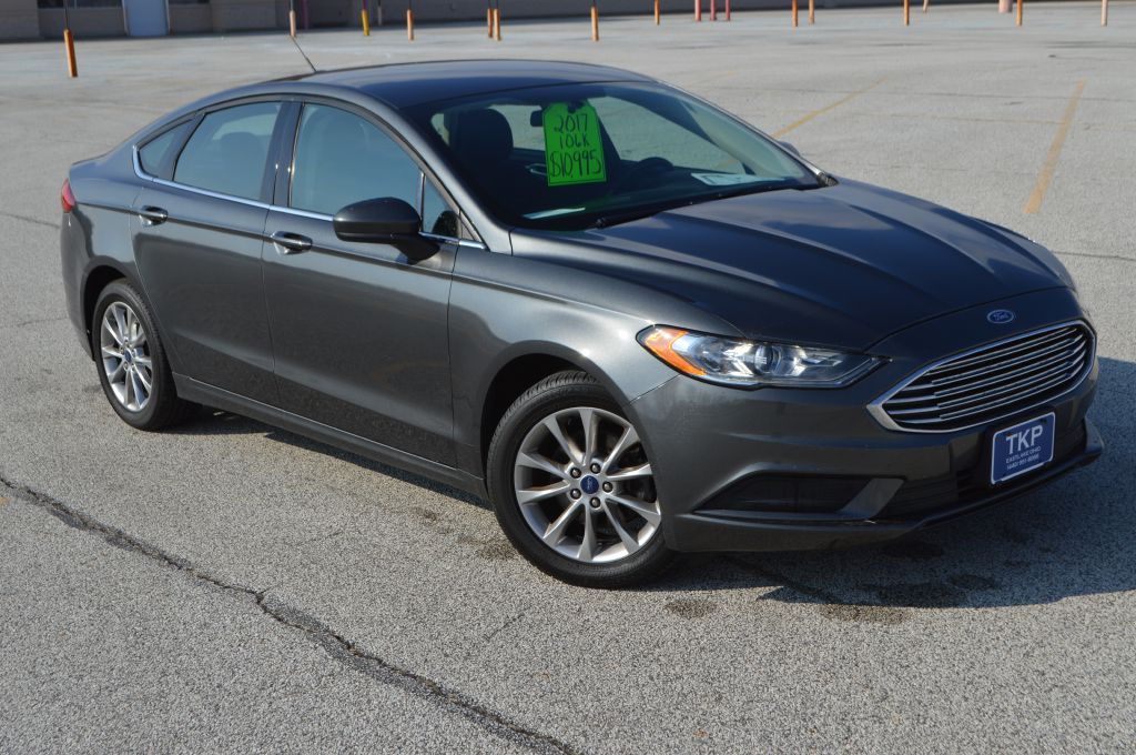 2017 FORD FUSION SE for sale at TKP Auto Sales