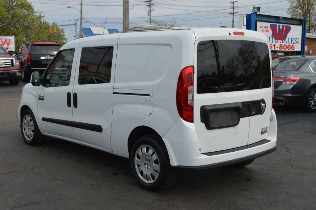 2015 RAM PROMASTER CITY SLT for sale at TKP Auto Sales