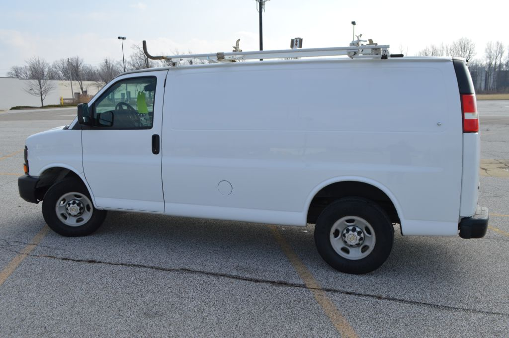 2013 CHEVROLET EXPRESS G3500  for sale at TKP Auto Sales