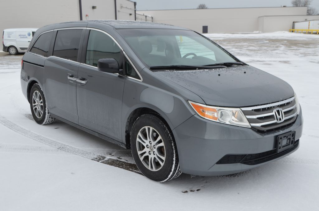 2012 HONDA ODYSSEY EXL for sale at TKP Auto Sales