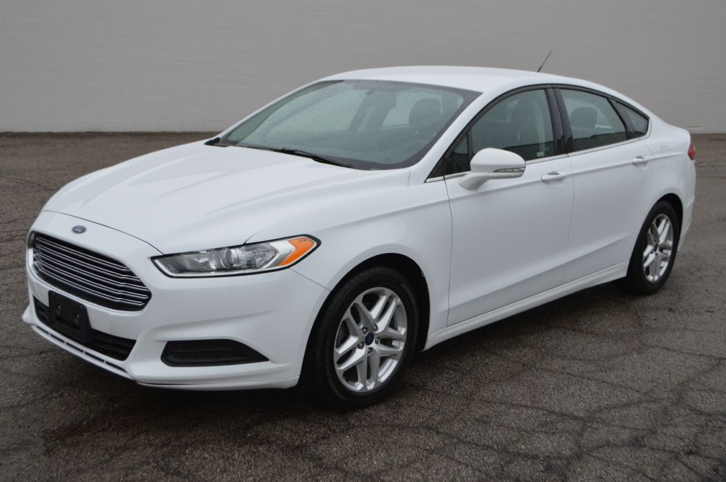 2016 FORD FUSION SE for sale in Eastlake, Ohio