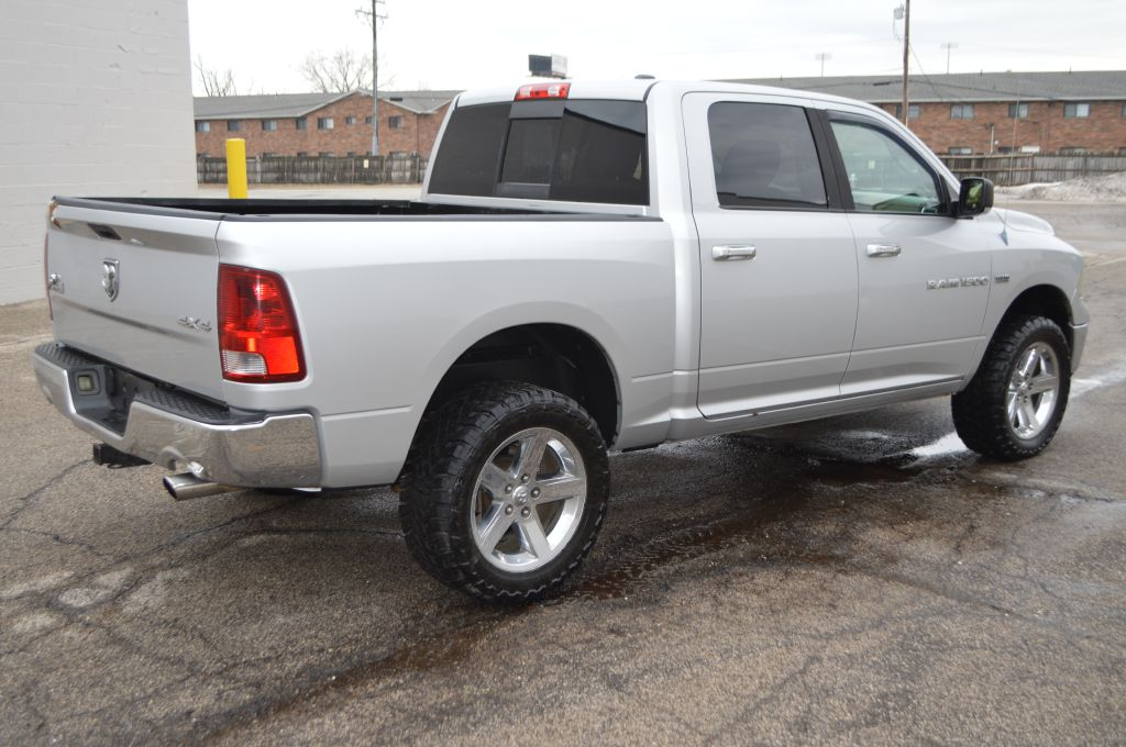 2011 DODGE RAM 1500  for sale at TKP Auto Sales