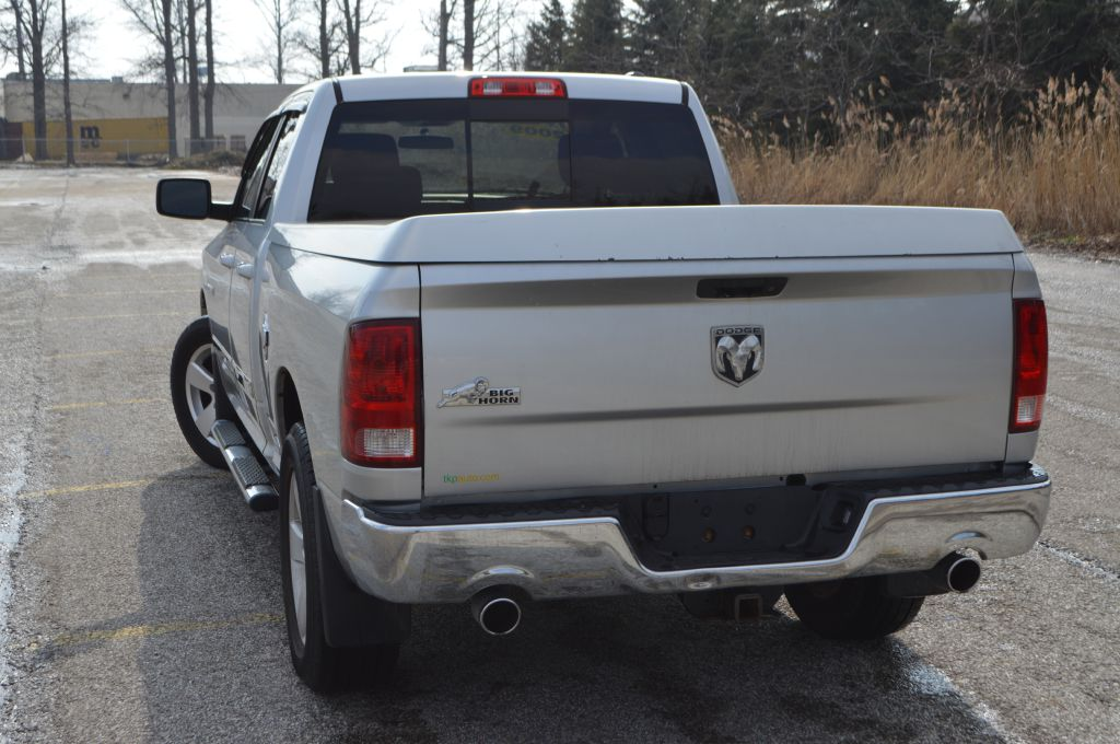 2009 DODGE RAM 1500  for sale at TKP Auto Sales