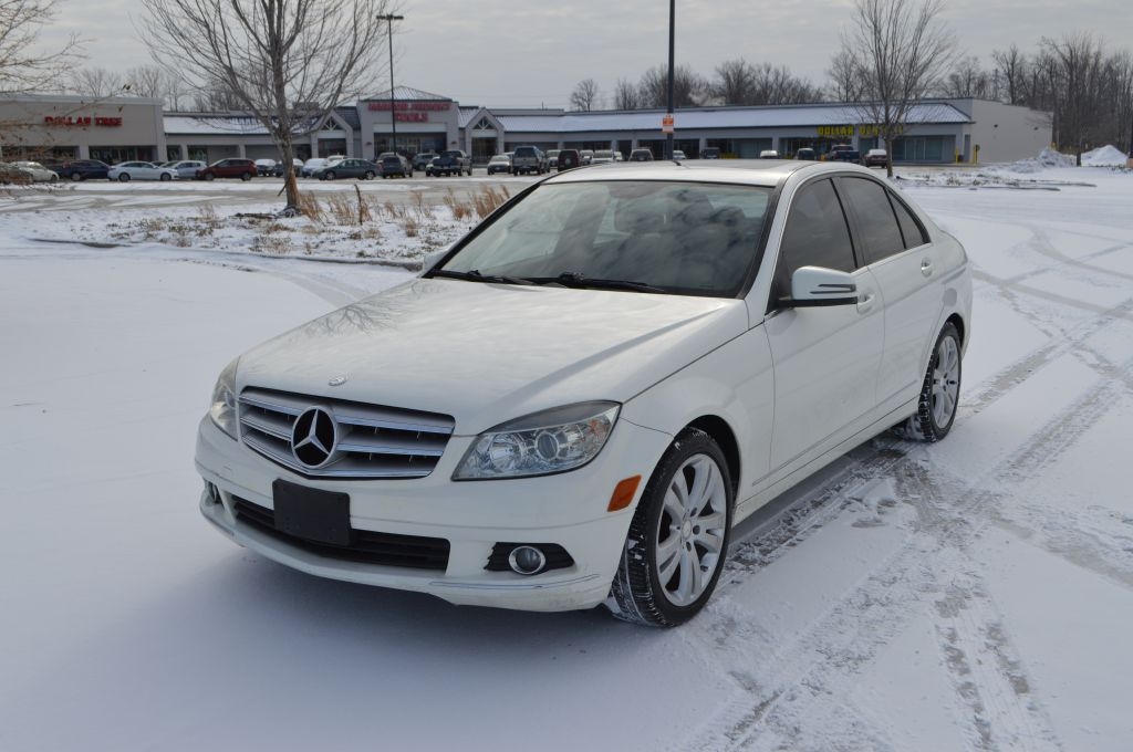 2010 MERCEDES-BENZ C-CLASS for sale at TKP Auto Sales
